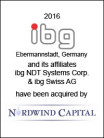 ibg acquired by Nordwind
