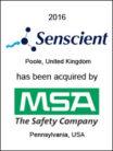 2016 - Senscient - MSA