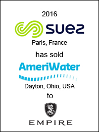 Suez sells Ameriwater to Empire IH