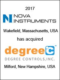 Nova acquires Degree C