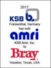 KSB sold AMRI to Bray