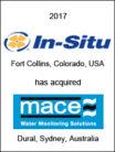 In-Situ acquired Mace