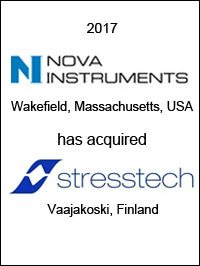 Nova Instruments acquires StressTech