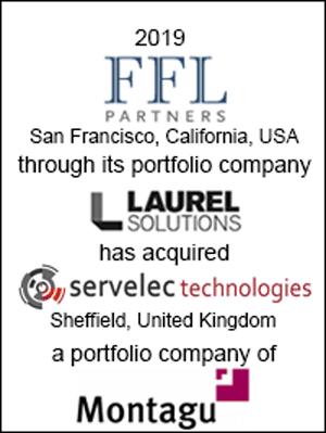 FFL-backed Laurel Solutions has acquired Servelec Technologies - EC