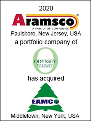 Aramsco has acquired E.A. Morse & Co.