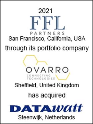 FFL-backed Ovarro has acquired Datawatt