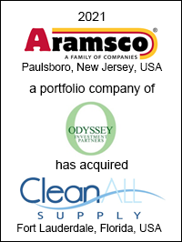 Aramsco has acquired CleanAll Supply, Inc