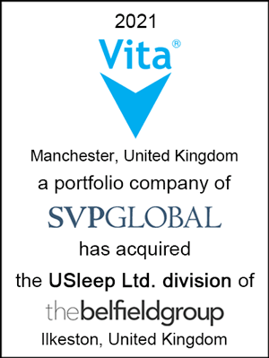 Vita Group, a portfolio company of Strategic Value Partners, has acquired the USleep division of Belfield Group